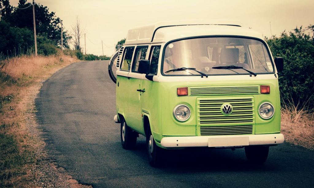 VW Bus verkaufen T2