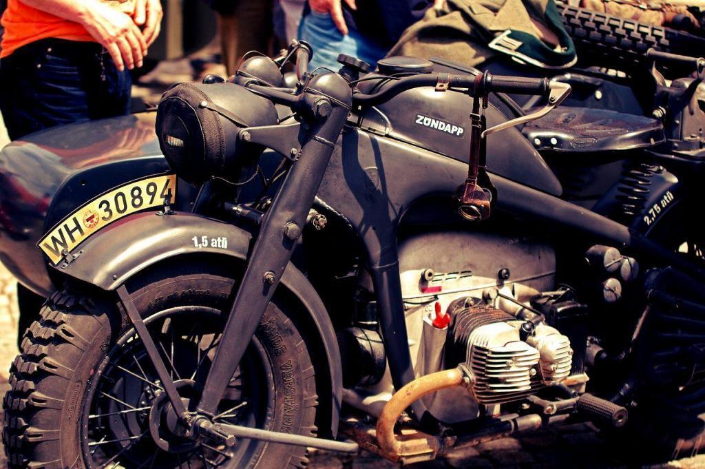 Auto Leopard kauft Ihr gebrauchtes Zündapp Motorrad