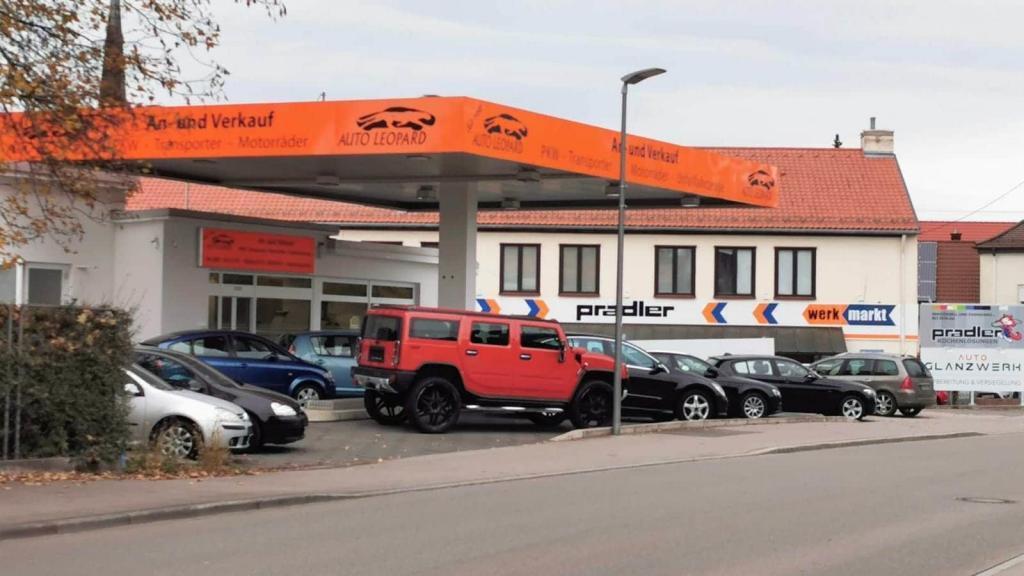 Autoankauf München Autoleopard Garching bei München - Autohaus